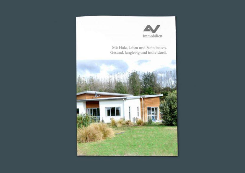 Immobilien Broschuere