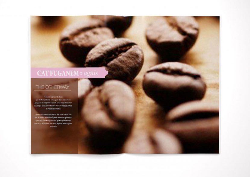 Zeitschrift cafebonhnen