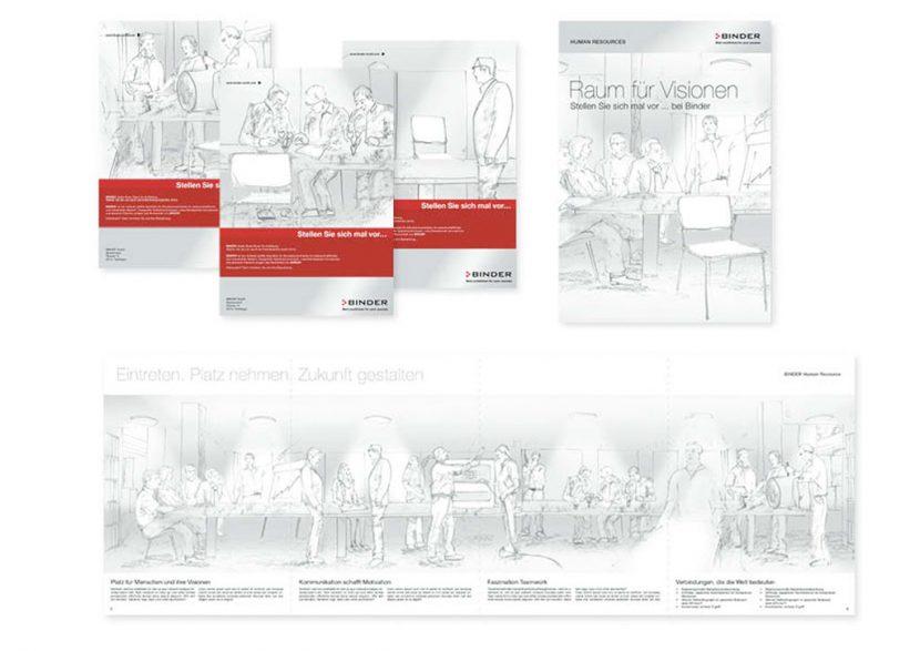 Raum für visionen Broschüre